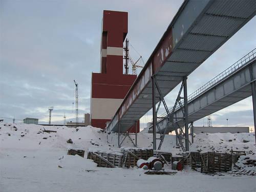 Картинки по запросу кольская гмк зима